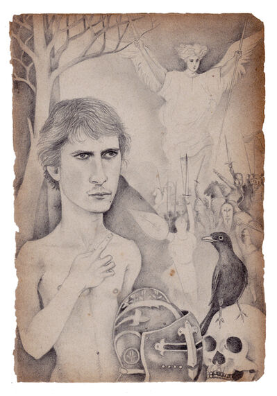 Guillermo Martin Bermejo, 'The Knight and Death', 2020