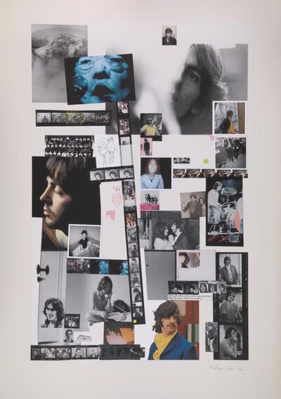 Richard Hamilton, 'Beatles', 2007