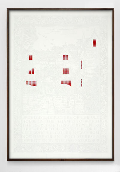 Jorge Méndez Blake, 'La casa está en llamas (News from Nowhere. William Morris) / The House is on Fire (News from Nowhere. William Morris)', 2019