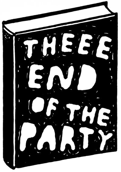 Stefan Marx, 'Theee End of the Party', 2014
