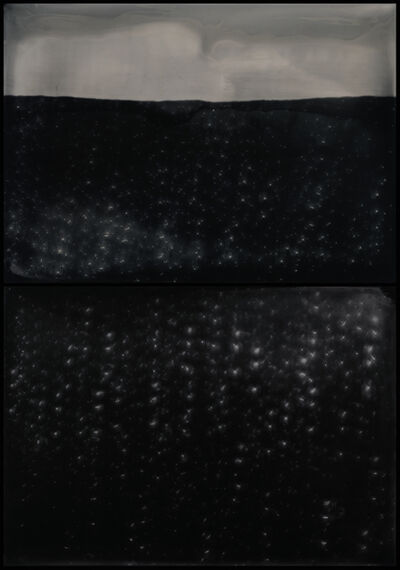 Nadezda Nikolova-Kratzer, 'Elemental Forms, Landscape no. 22 (Diptych)', 2018