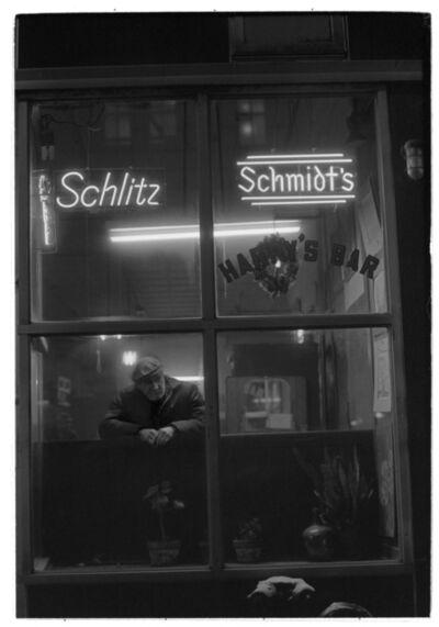 Masao Gozu, 'Harry's Bar #8, 12:30am, January', 1978