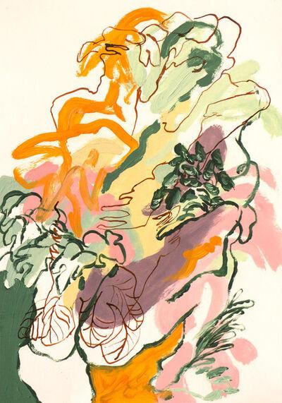 Marina Roca Die, 'Gardened I', 2017