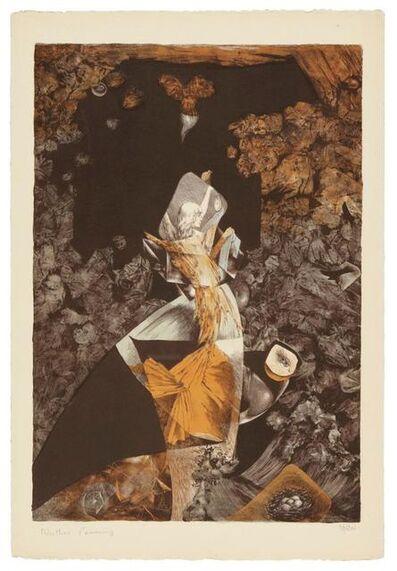 Dorothea Tanning, 'Bateau Bleu (Waddell-Ruby 5)', 1950