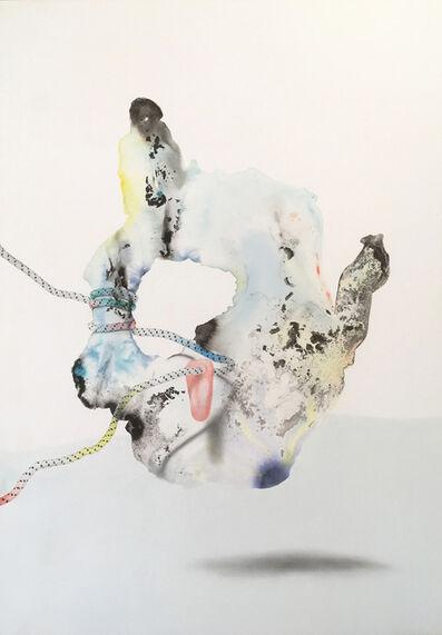 Benedikt Hipp, 'Ocean's Crust (Baddeleyit)', 2019