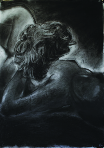 Mark Dubner, 'Wigs 4', 2011-2019
