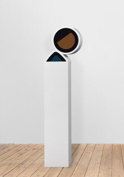 Julian Opie, 'Faime.', 2016