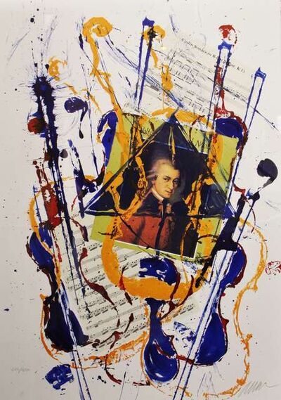 Arman, 'Mozart', 1998-2000