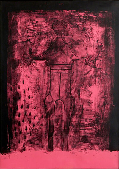 Rufino Tamayo, 'Affiche avant Lettre (from Las Mujeres Suite)', 1969