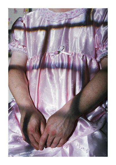Polly Borland, 'Pretty In Pink', 2001