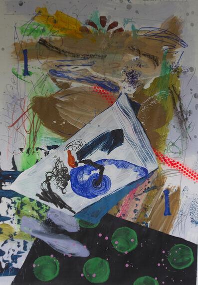 Ilidio Candja Candja, 'Artefactos #3', 2018