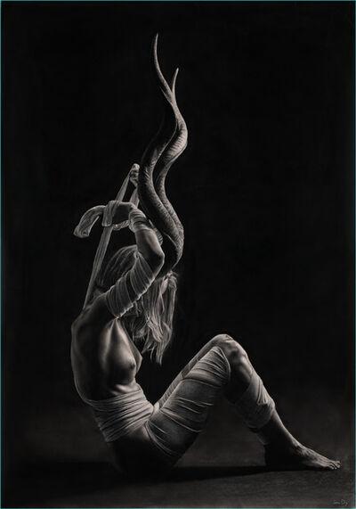 Jono Dry, 'Restrained, I unravel', 2018