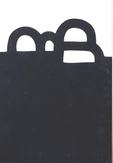 Eduardo Chillida, 'Chicago', 1985