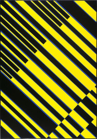 Günter Fruhtrunk, 'Konstantes Gelb/ Constant Yellow', 1965-1969