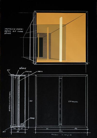 Christian Megert, 'sans titre', 1972