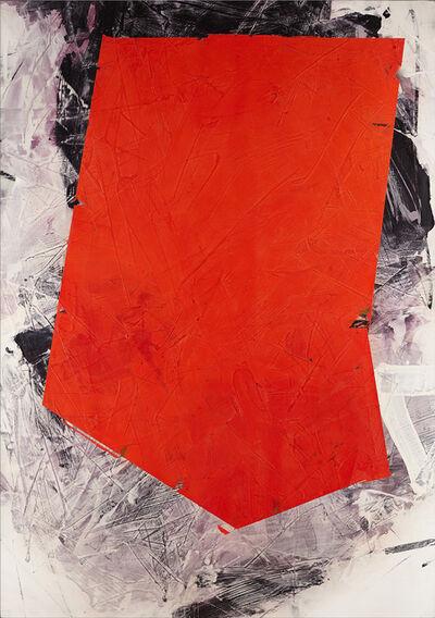 Ivo Stoyanov, 'Dark Orange No 35'
