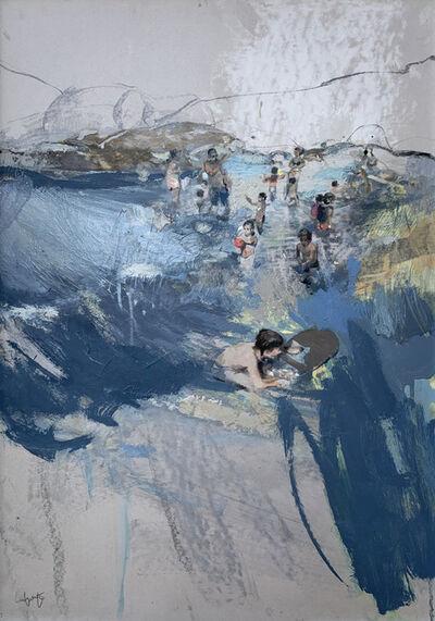 Marta Lafuente, 'Sea crowd II', 2019