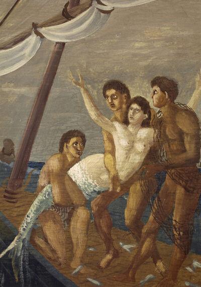 Corrado Cagli, 'Mermaid', 1933