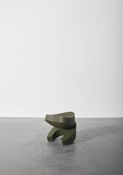 Aldo Bakker, 'Weight / Wait (Urushi Ishimeji)', 2016-2019
