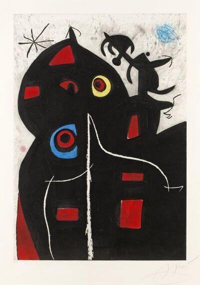 Joan Miró, 'Pantagruel', 1978