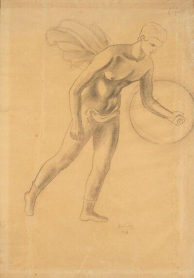 Mario Tozzi, 'Il discobolo', 1926
