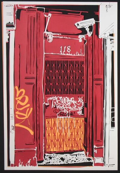 Thomas Witte, 'NYC Doorway 1', 2012