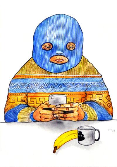 DEADBEATHERO, 'Banana Sweaterman', 2017