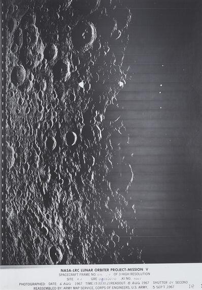 NASA, 'Spacecraft Frame No. 016', 1967