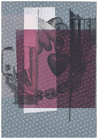 Sigmar Polke, 'S.H.-oder die Liebe zum Stoff ( S.H.- or the love of fabric )', 2000