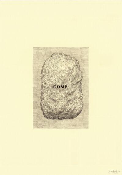 Keaton Henson, 'Come', 2016