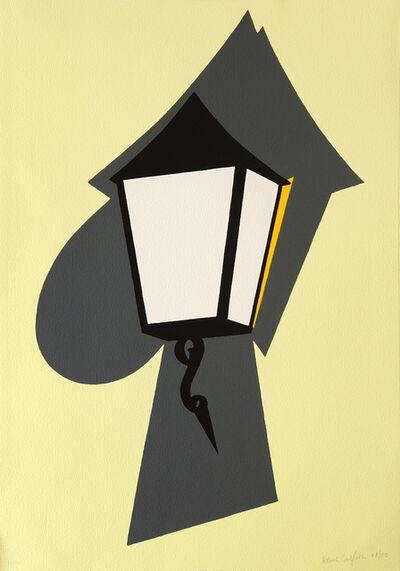 Patrick Caulfield, 'Wall Lamp', 1994