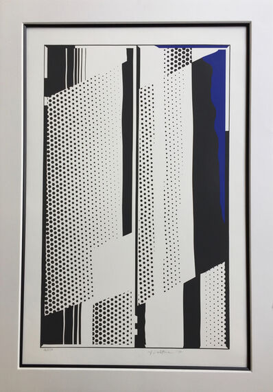 Roy Lichtenstein, 'Twin Mirrors', 1970