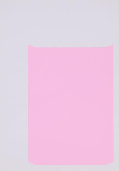 Elodie Seguin, 'Séance 6_Plan volume jaune pastel 2', 2007