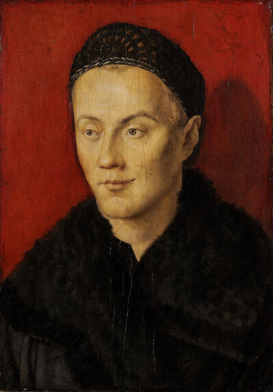 Albrecht Dürer, ' Portrait of a young man', 1471-1528