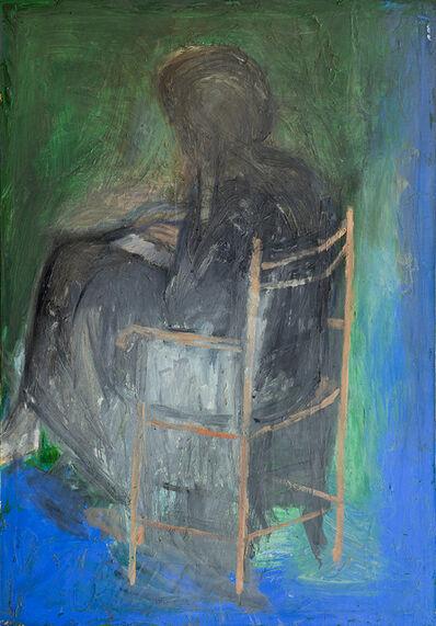 Allen Kubach, 'Figure Reading', 1964