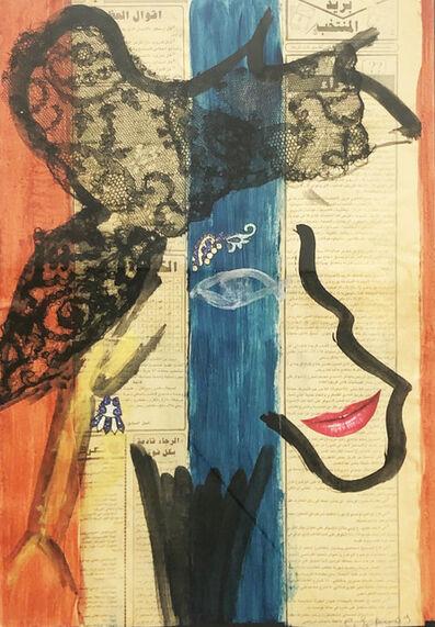 Carole Le Pers, 'Dame Blanche', 2019
