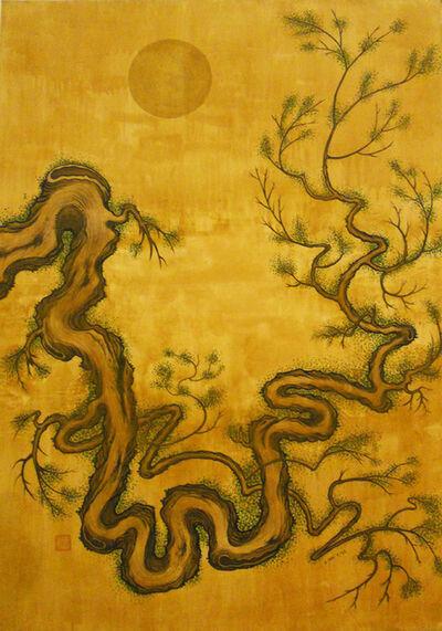 Don Ahn, 'Tree #2'