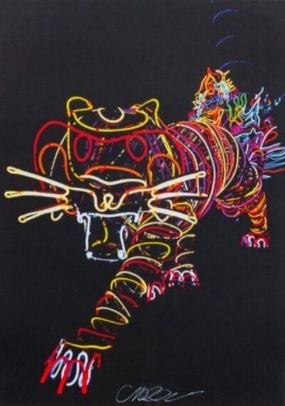 Chila Kumari Burman, 'Tiger', 2021