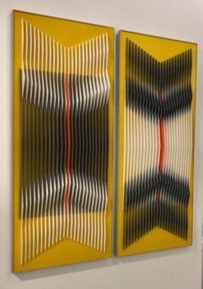 J. Margulis, 'Weaving Looms', 2017