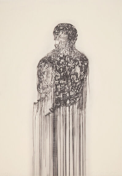 Jaume Plensa, 'Nomade', 2010