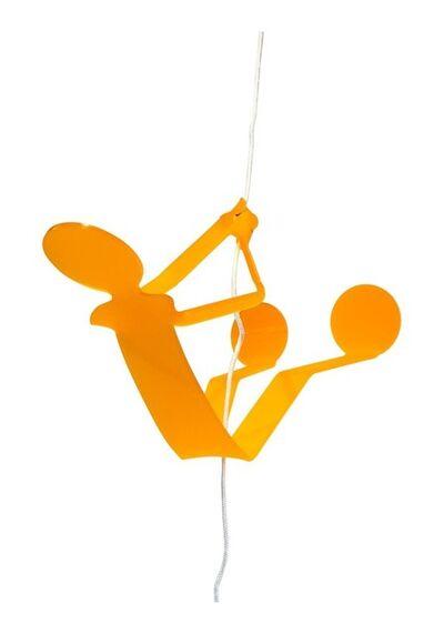 ZED, 'Flexo Climber 2 - Orange', 2019