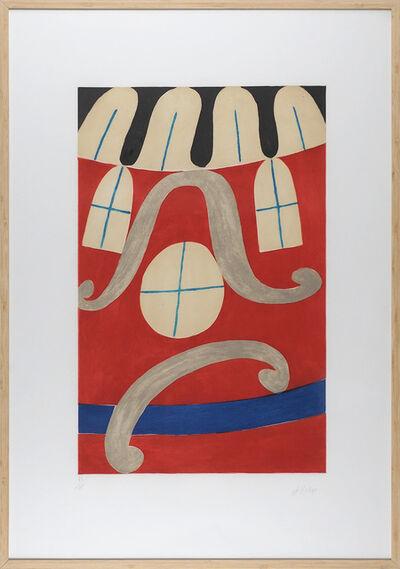 Alfredo Volpi, 'Untitled', 1970-1980
