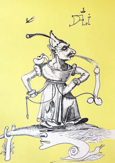 Salvador Dalí, 'Les Songes Drolatiques De Pantagruel', 1973