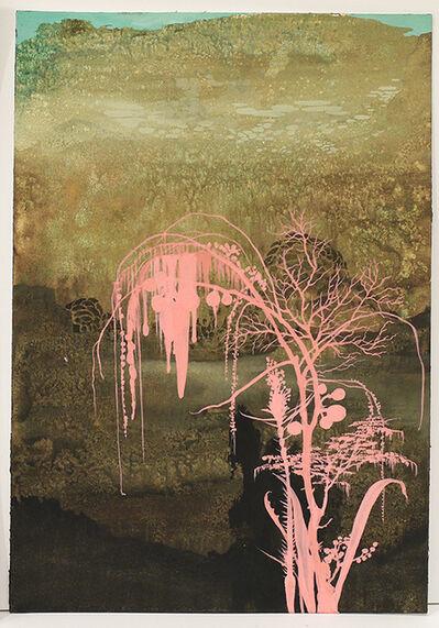 Darren Waterston, 'Pink Outcrop ', 2018