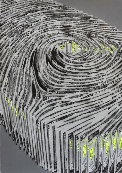 Kurar, 'Human finger print Variation 1', 2018
