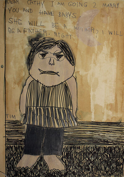 Thom Roberts, 'Dear Cathy', 2014