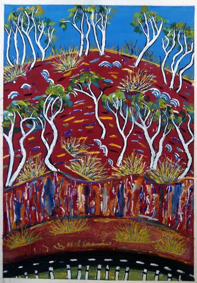 Vincent Bray, 'Mt Isa Landscape', 2015