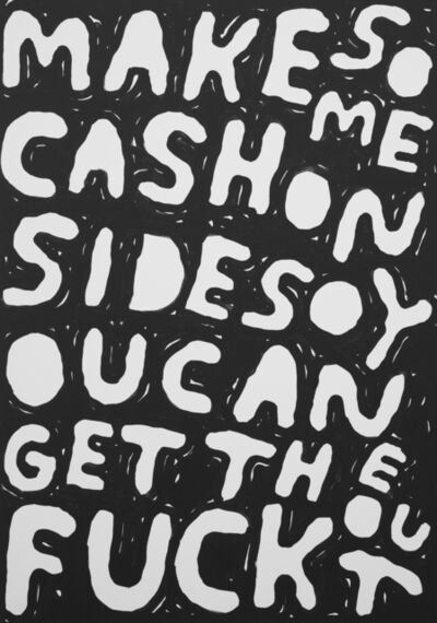 Stefan Marx, 'Make Some Cash on Side', 2017