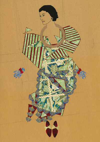 Hormazd Narielwalla, 'A Study on Coco n°6', ca. 2020