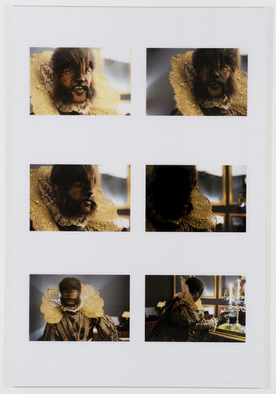 Pierre Joseph, 'La Belle et la Bête - la Bête (Character to Be Reactivated)', 1993-2012